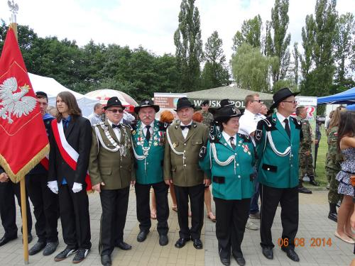 Dzień Wojska Polskiego Tychy 2014
